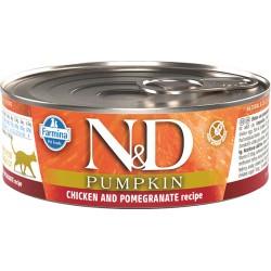 N&D pumpkin feline adult...