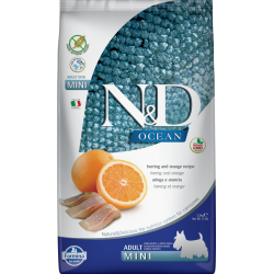 N&D ocean canine adult mini...