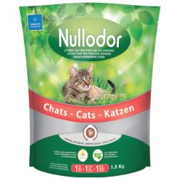 Nullodor litière - chats