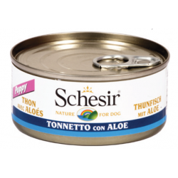 Schesir thon avec aloés...