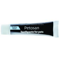 Pâte dentifrice pour chiens