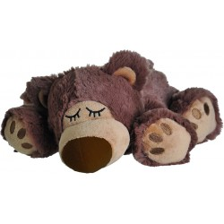 Peluche warmies ours