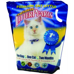 Litter pearls tracks less