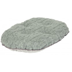 Coussin bobble pewter
