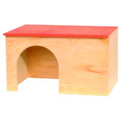 Maison à toit plat FSC